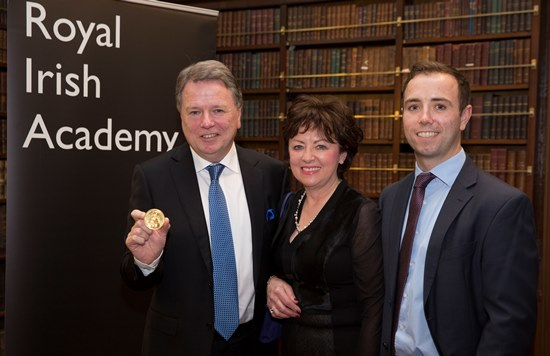 Royal Irish Academy-Gold Medals
