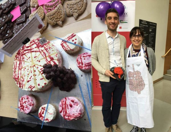 Microbiome Baking for Cancer Support