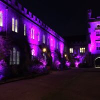 UCC Goes Purple